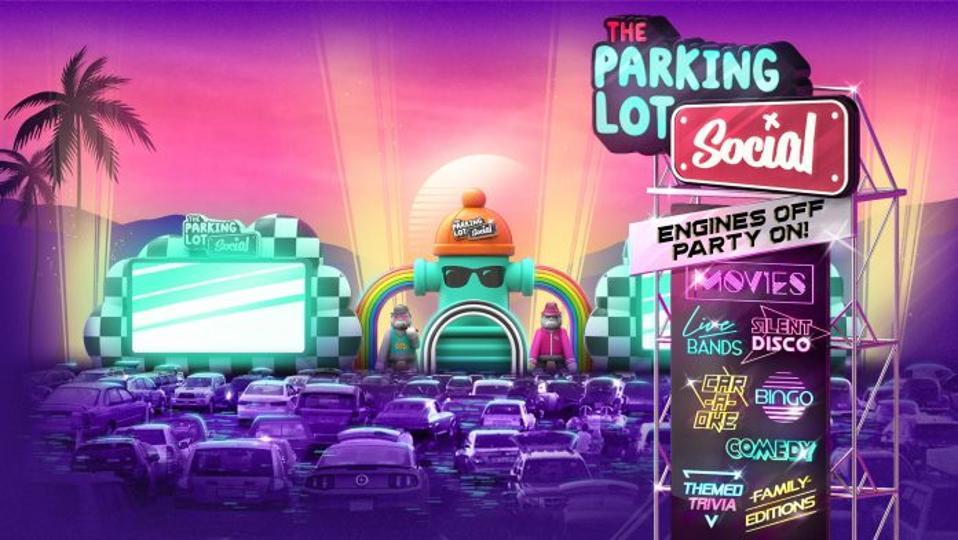 Parking Lot Social Drive-In Concert Tour