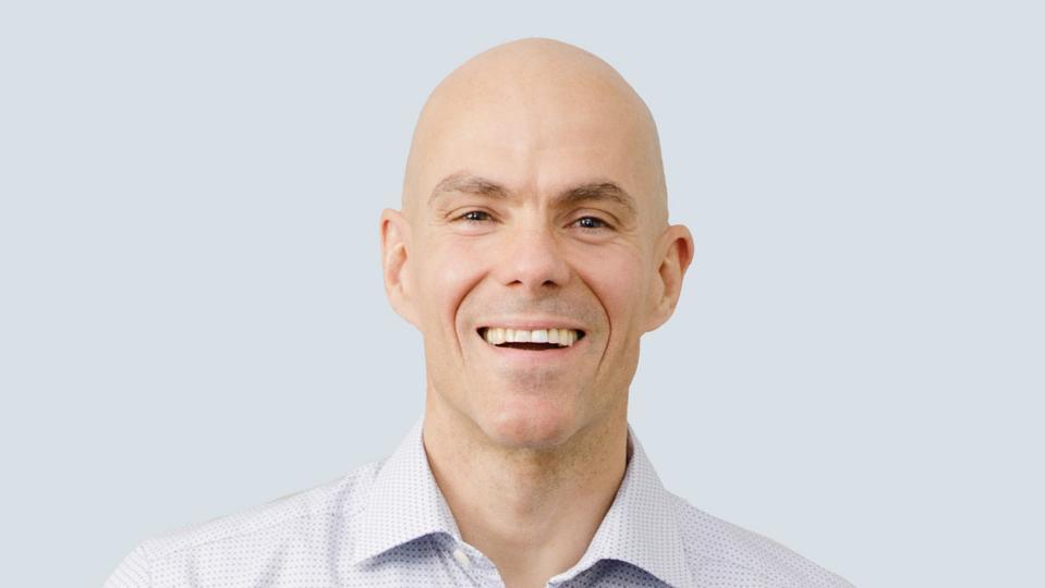 AbCellera CEO Carl Hansen