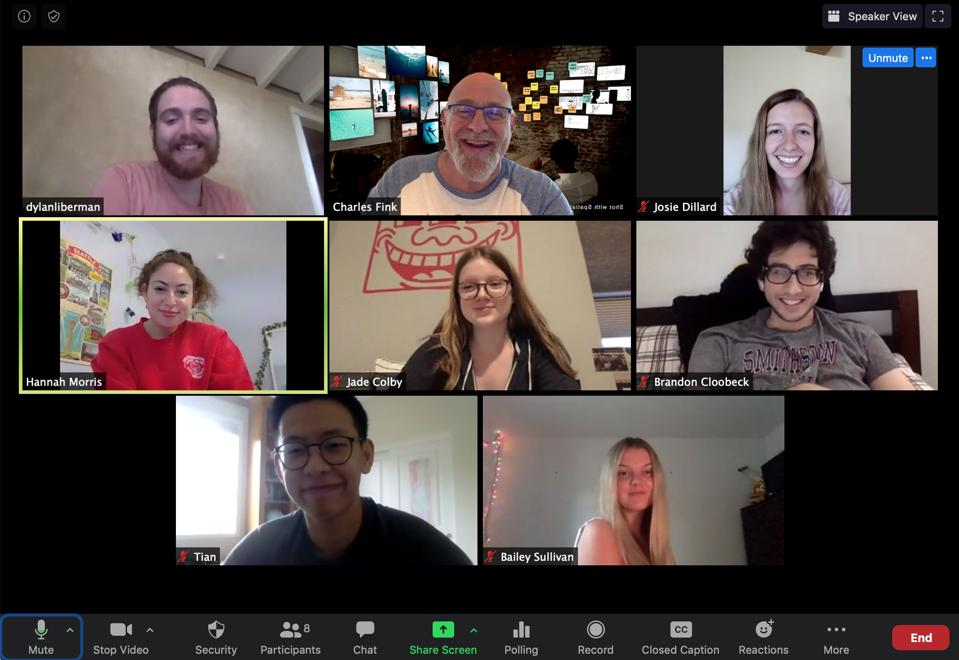Remote Collaboration And Virtual Conferences, The Future Of Work