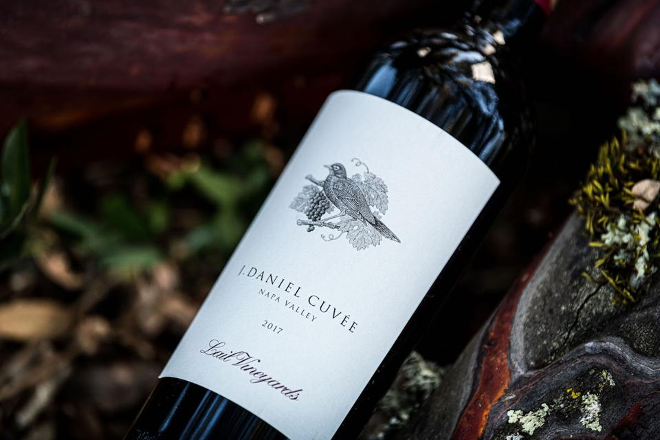 Lail Vineyards Cabernet Sauvignon Napa Valley Fine Wine Father's Day Gift Guide Robin