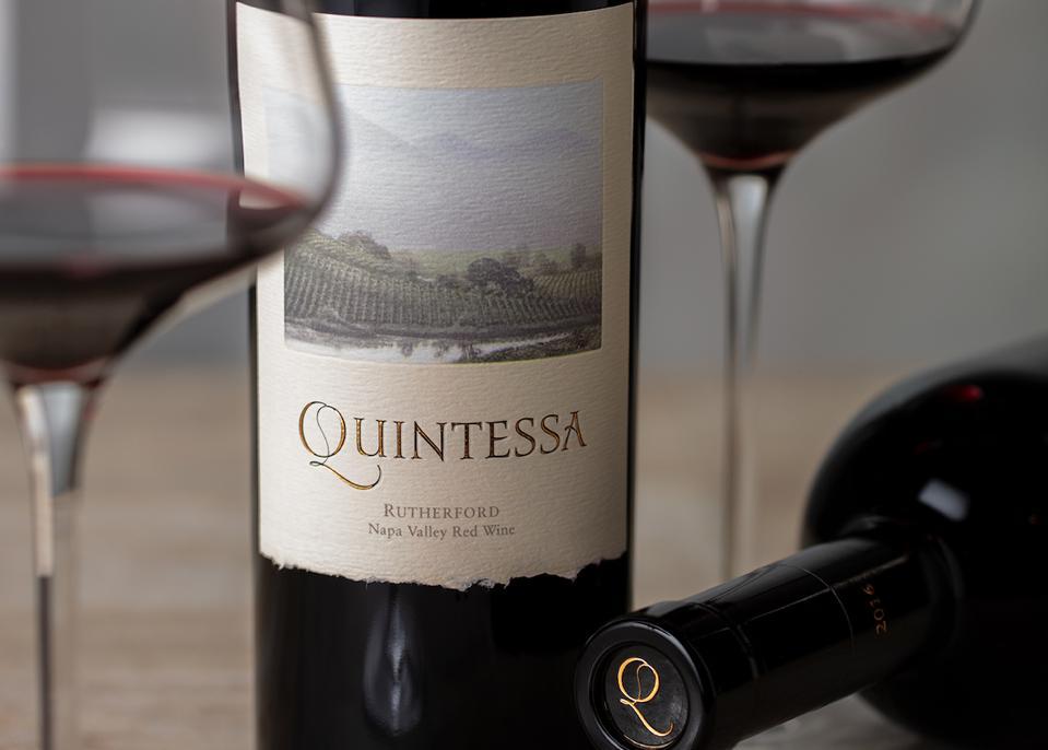 Quintessa Cabernet Sauvignon Napa Valley Fine Wine Father's Day Gift Guide Luxury