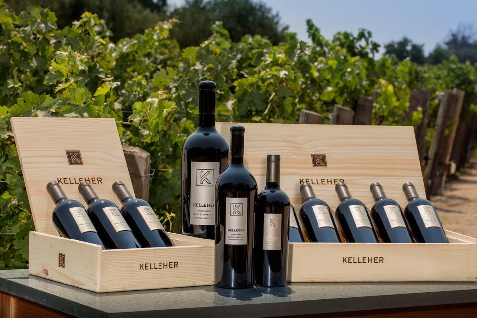 Kelleher Family Wines 2013 Bari's Vineyard Cabernet Sauvignon Single-Vineyard Father's Day