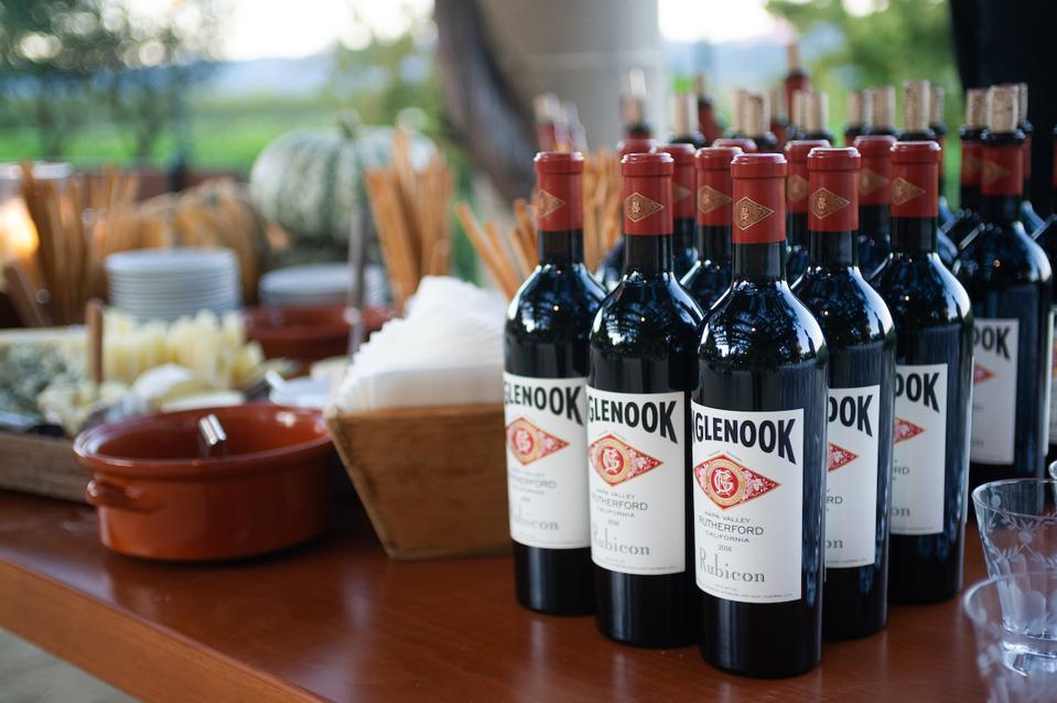 Inglenook Rubicon Luxury Father's Day Gift Guide Napa Valley Cabernet Sauvignon Fine Wine