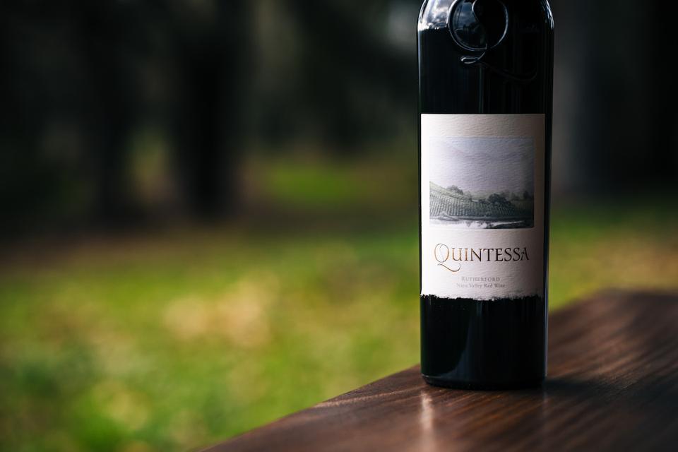 Quintessa Cabernet Sauvignon Napa Valley Red Wine Father's Day Gift Guide