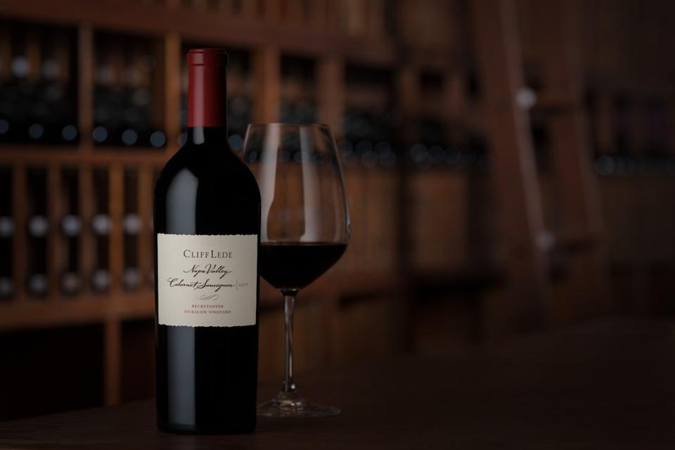 Cliff Lede 2017 Beckstoffer To Kalon Cabernet Sauvignon Napa Valley Fine Wine Gift Guide