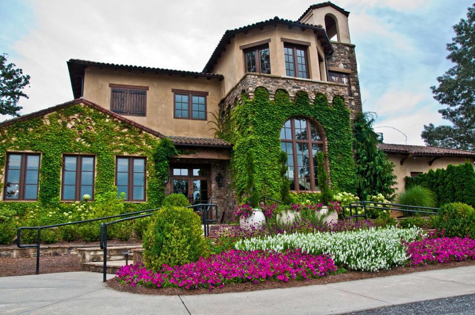 Montaluce Winery & Estates in Dahlonega, Georgia