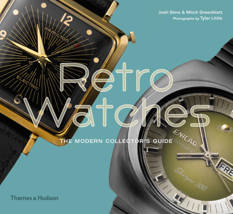 ″Retro Watches″ book