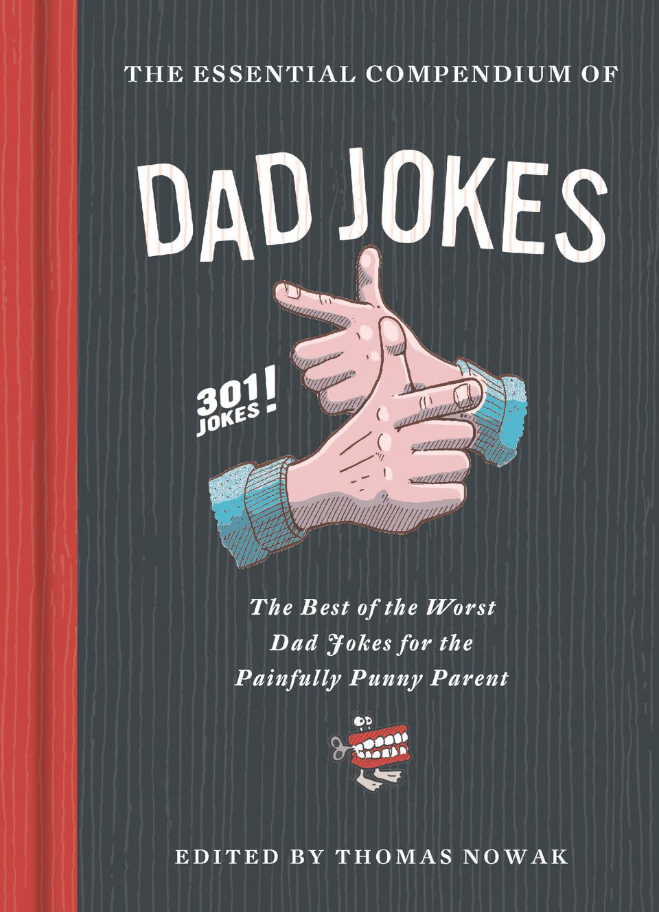 ″The Essential Compendium of Dad Jokes″ book