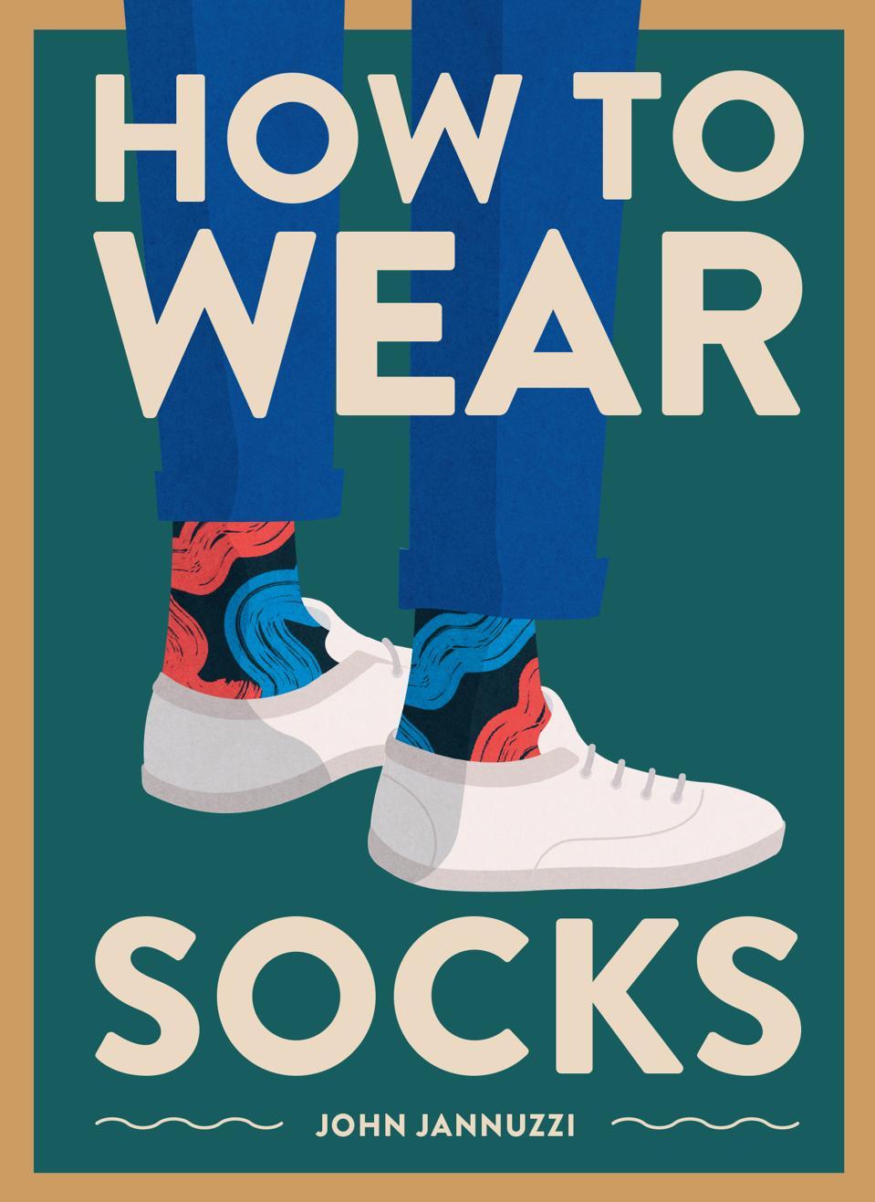 ″How to Wear Socks″ book