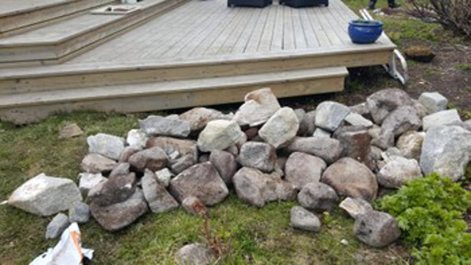 Viking gravestones discovered near Bodø in northern Norway