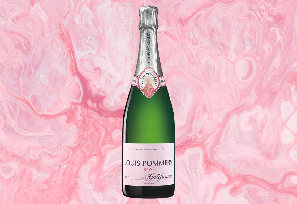 Louis Pommery Brut Rosé new rosé wines for summer 2020