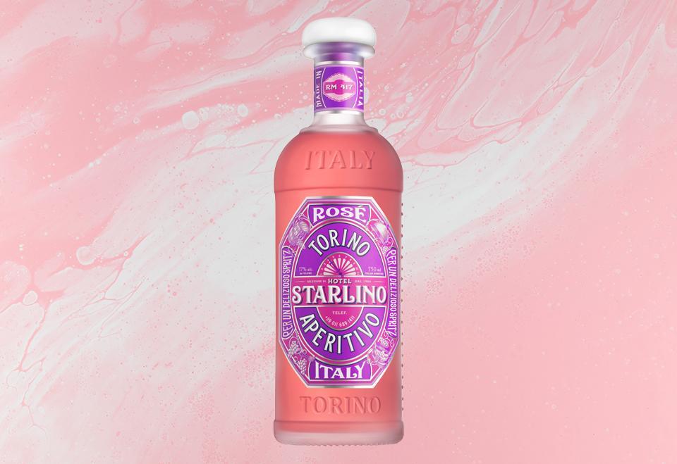 Hotel Starlino Rosé Aperitivo  new rosé wines for summer 2020