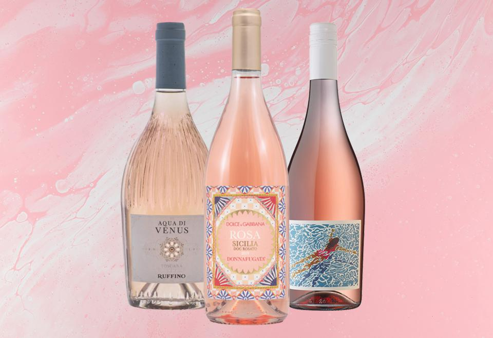 The Best New Rosé Wines For Summer—Including One By Dolce & Gabbana