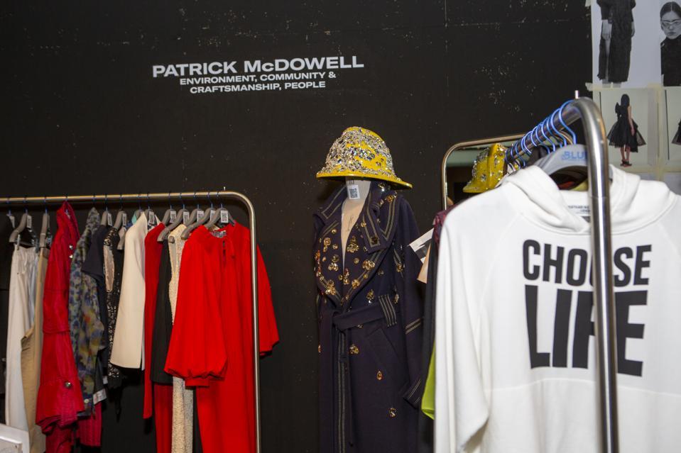 London Fashion Week Swap Shop