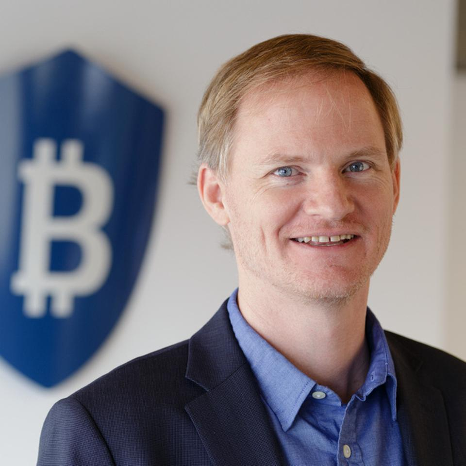 Mike Belshe - CEO Bitgo