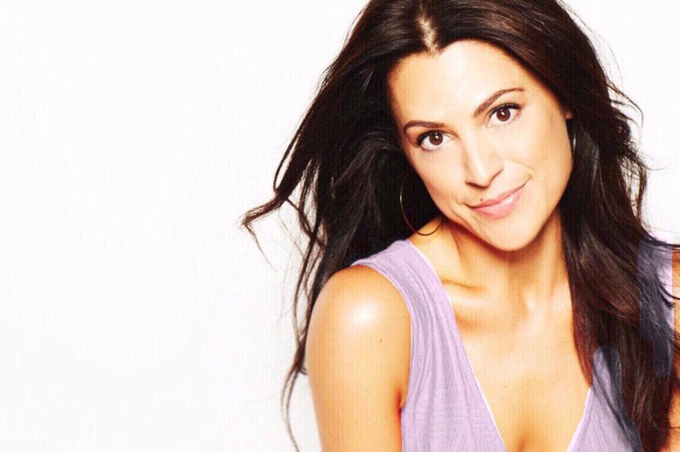 Mandy Antoniacci smiles