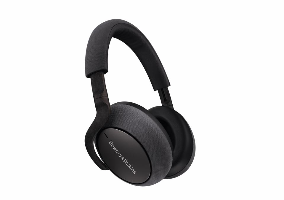 Bowers & Wilkins PX7 noise-cancelling headphones.