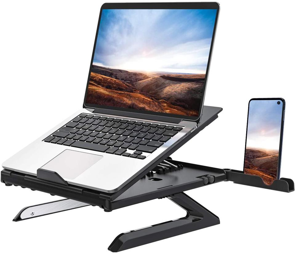 Amazon Homder Adjustable Laptop Stand