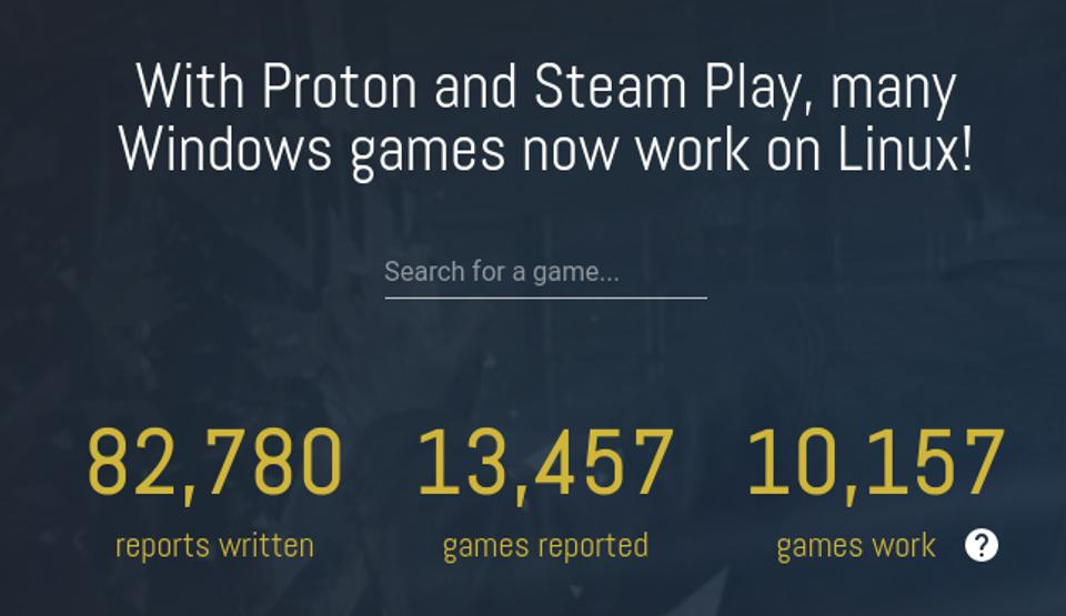 Steam Proton is brilliant. But it doesn't solve a larger problem.