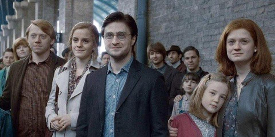 Harry Potter movies launched on HBO Max Warner Bros. Warner media