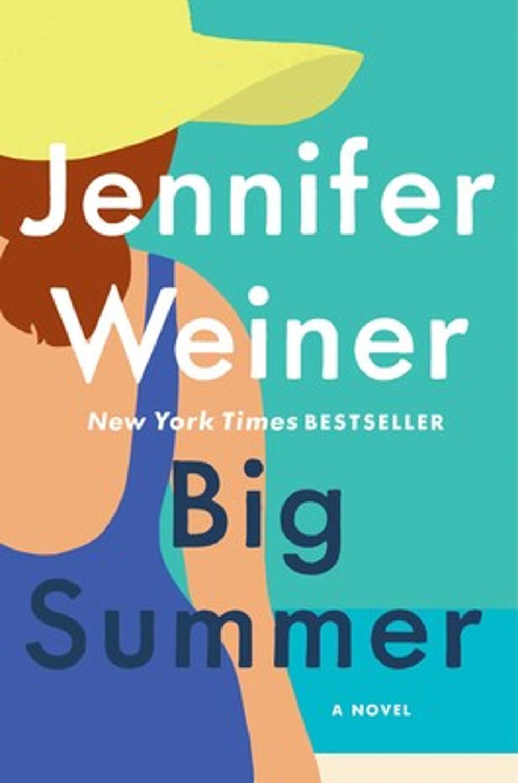big summer jennifer weiner atria book cover novel