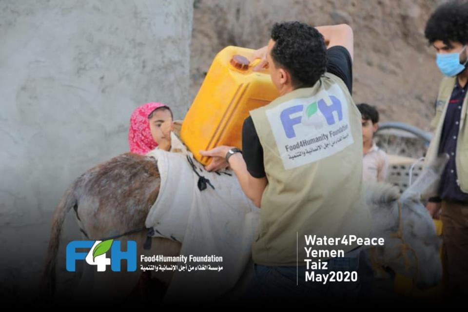 Water4Peace - Food4Humanity