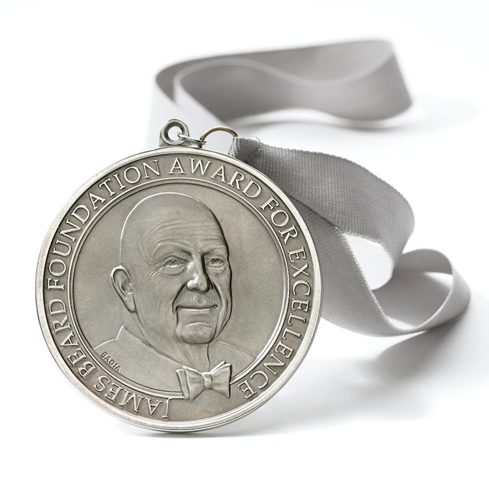 James Beard Awards 2020_Medallion
