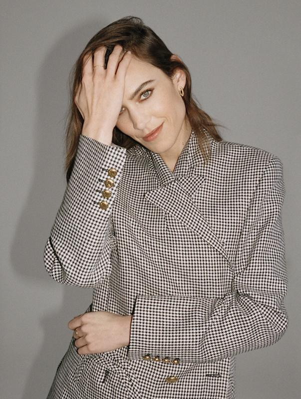 Alexa Chung is the newest brand ambassador for innovative beauty label CODE8