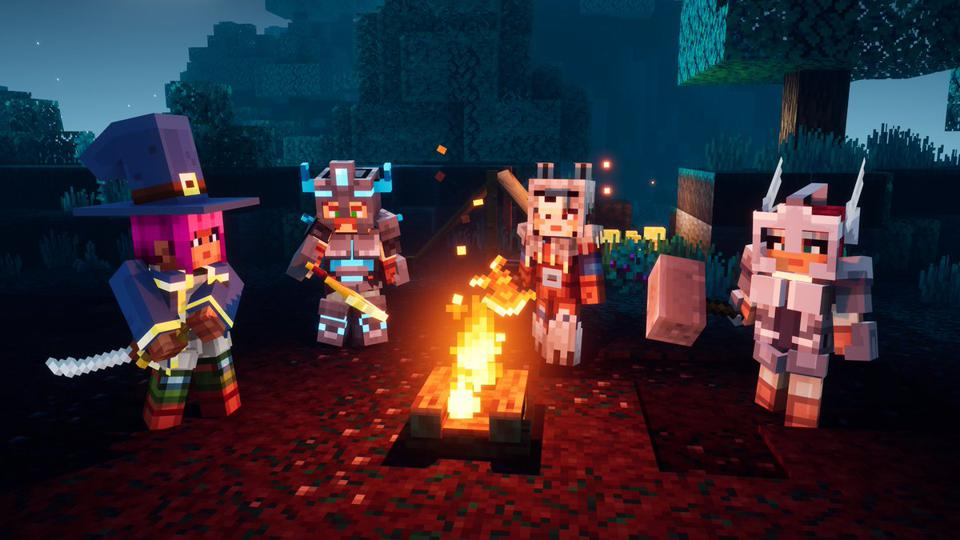 Five Things I Wish I Knew When I Started 'Minecraft Dungeons'