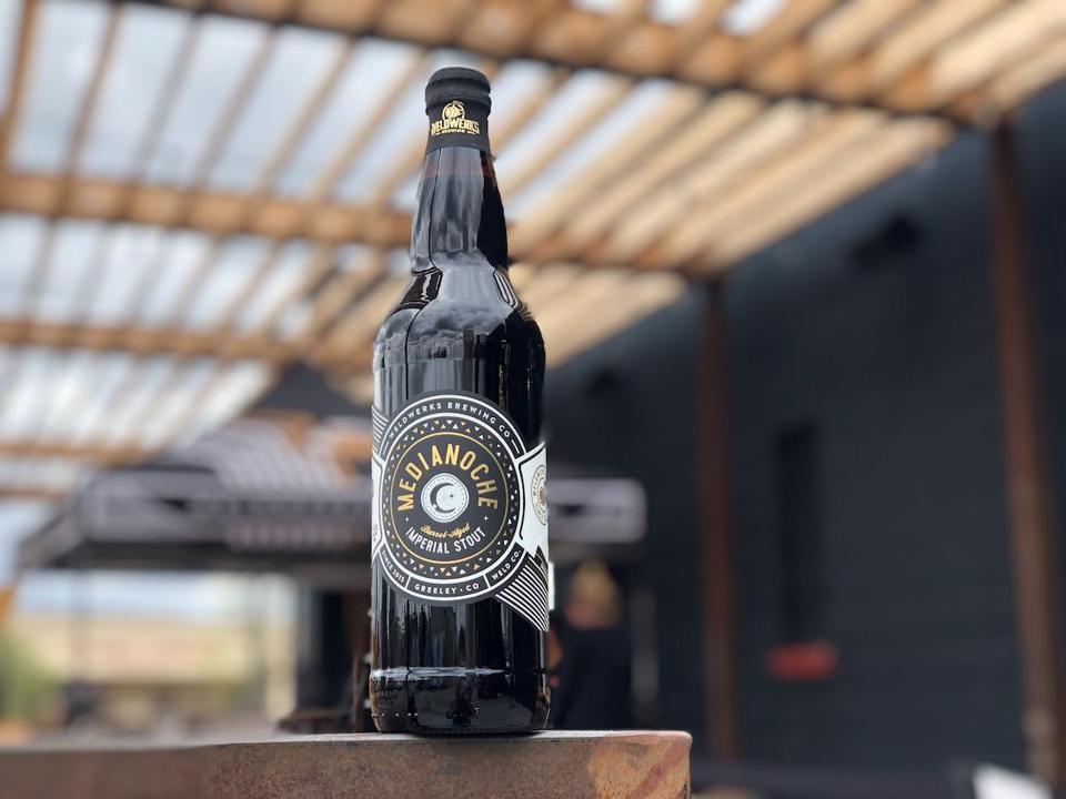 WeldWorks Brewing Medianoche Craft Beer Tavour Brewery Greeley Colorado
