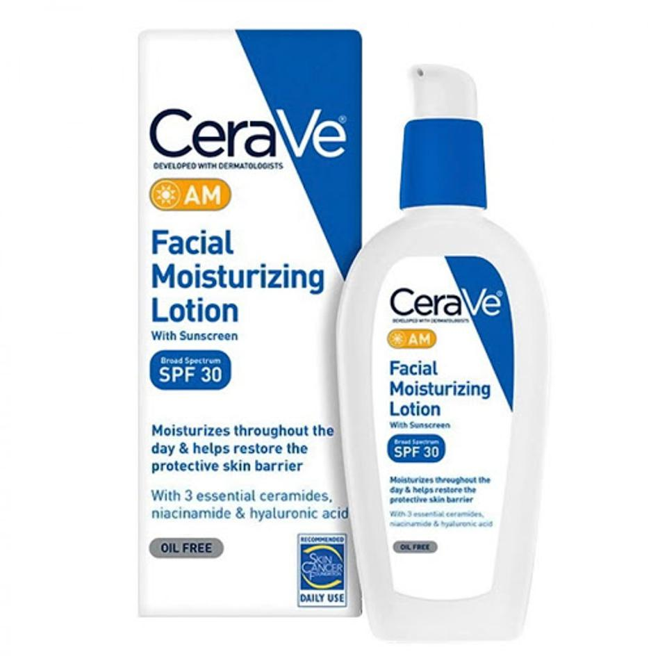 CeraVe Facial Moisturizing Lotion SPF 30