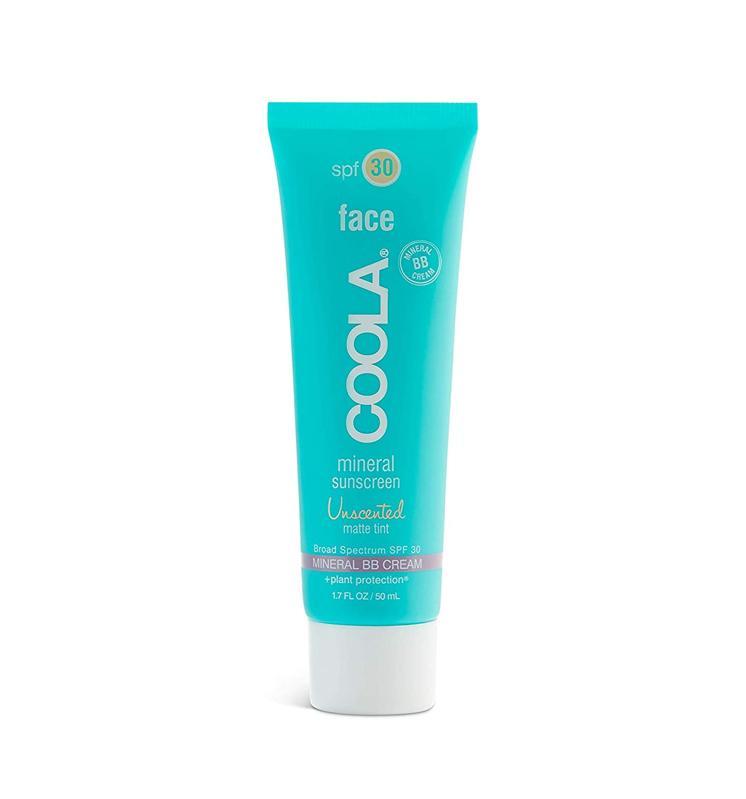 COOLA Organic Mineral Face Matte Tint Sunscreen SPF 30