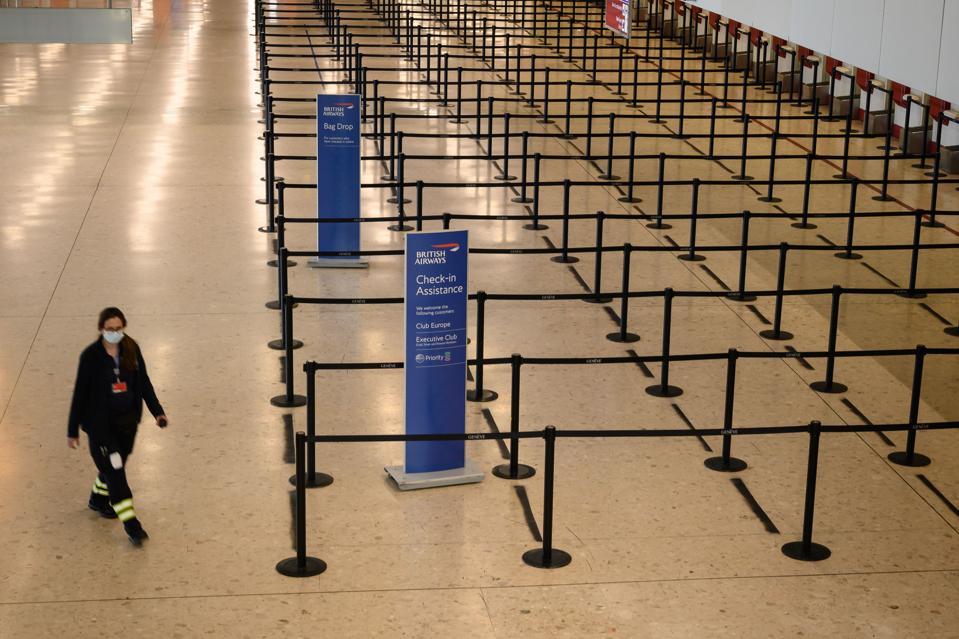 BA British Airways refunds cancelled flights passengers Ryanair easyJet Jet2