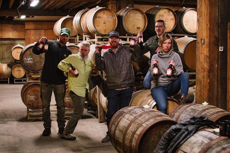 Bozeman Brewing Company Craft Beer Tavour Breweries Barrels Barrel