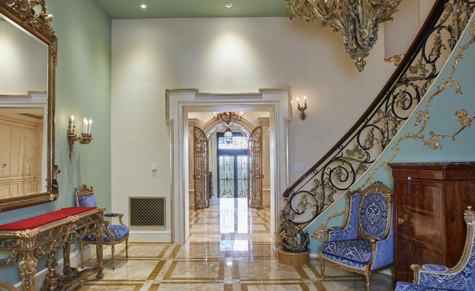 Inside the $79 million townhouse