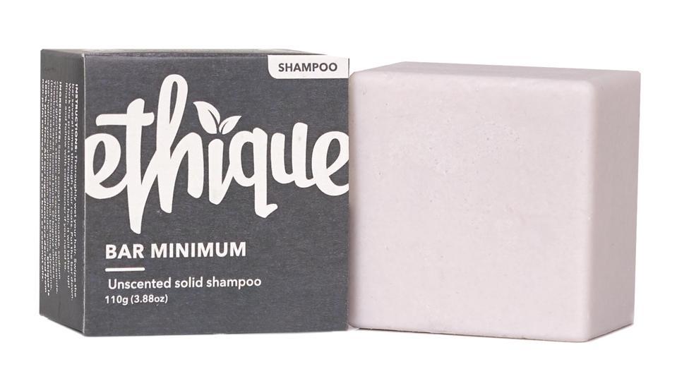 Ethique - Hair Range - Shampoo - Bar Minimum Shampoo Bar
