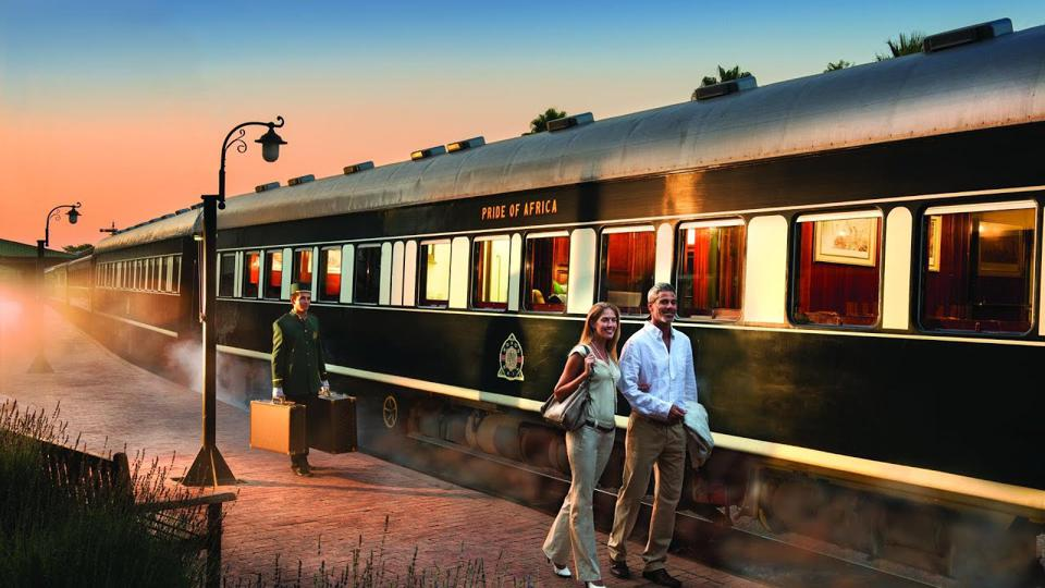 Private Rail Cars Will Soon Become The Ultimate Social Distancing Escape