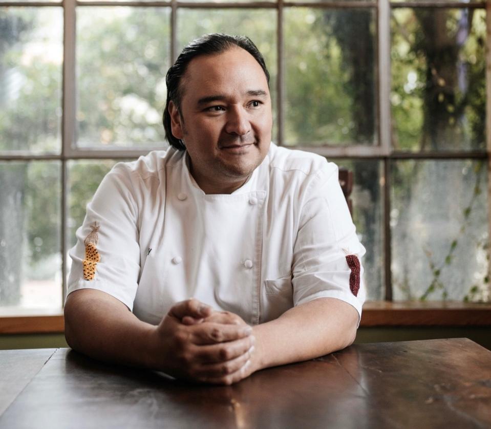 Chef Johnny Hernandez