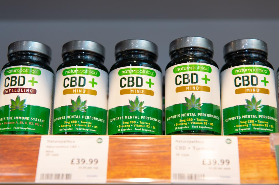 Some 48% of Americans surveyed reported positive feelings to researchers about CBD and 61% believed it has valid medical uses.