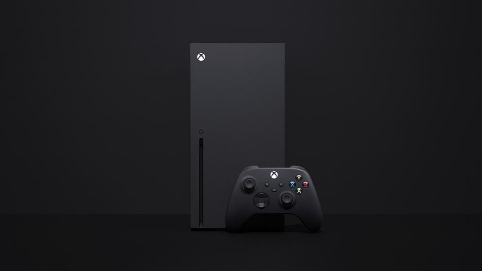 Microsoft's Upcoming Xbox Series X