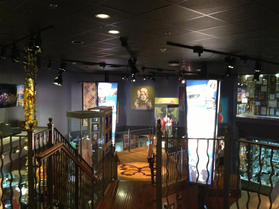 Dolly Parton's Chasing Rainbows Museum