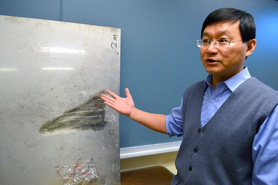 Dr. Guoliang Huang, University of Missouri.