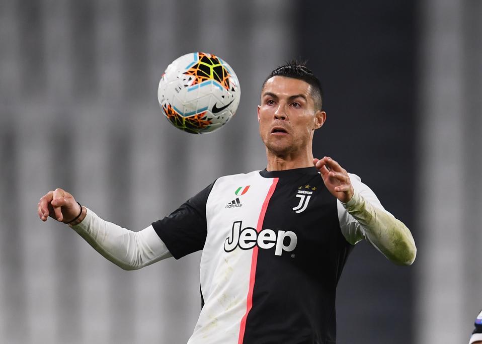 Juventus v FC Internazionale - Serie A Cristiano Ronaldo