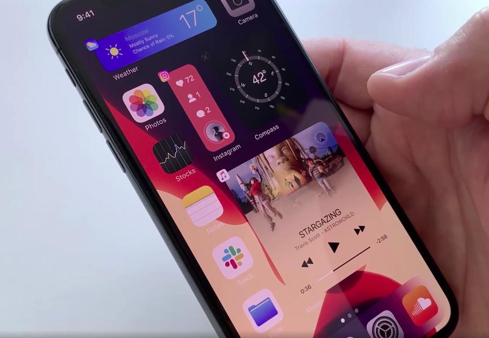 Apple, iPhone 12, iOS 14, iOS 14 upgrade, iOS 14 widgets, iOS widgets, new iPhone upgrade,