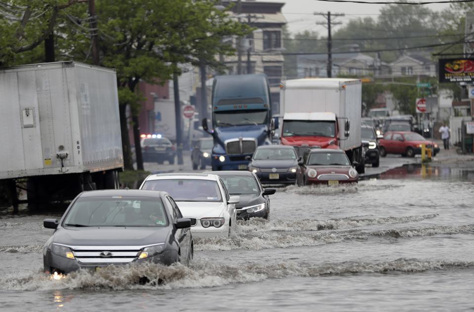 NYC Region Flooding