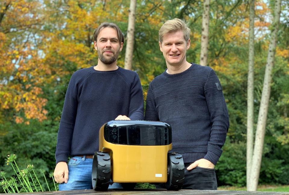 startup, robot, grass, autonomous, ai, europe