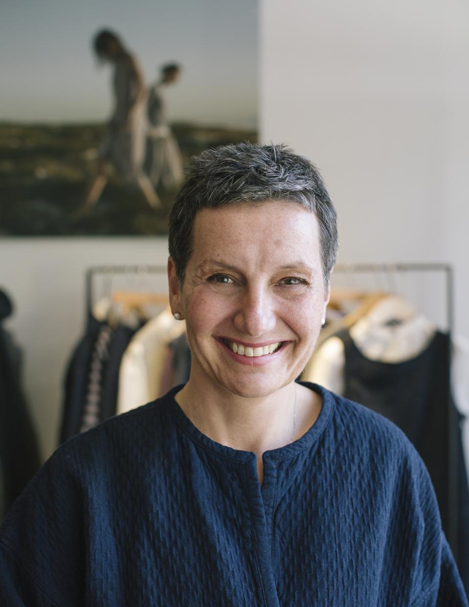 Suzie de Rohan Willner, CEO of Toast