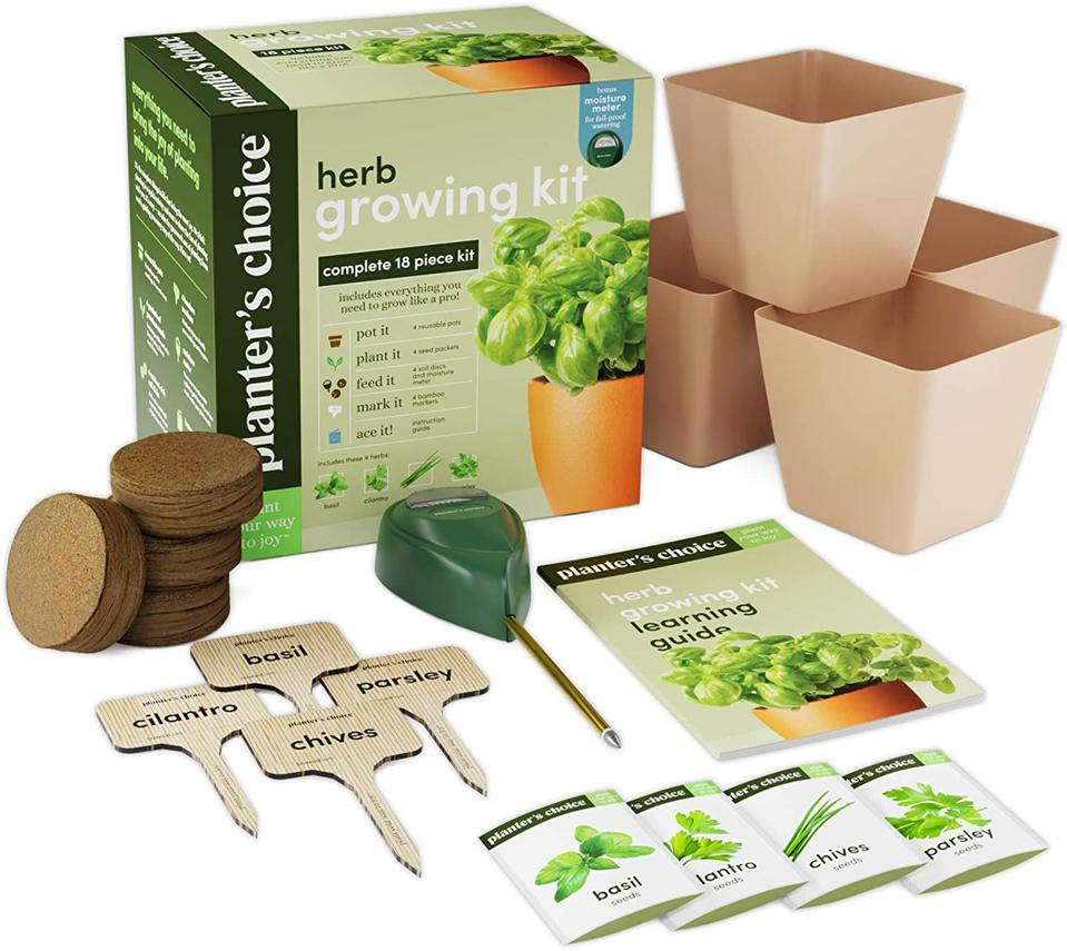 Planter's Choice beginner garden kit