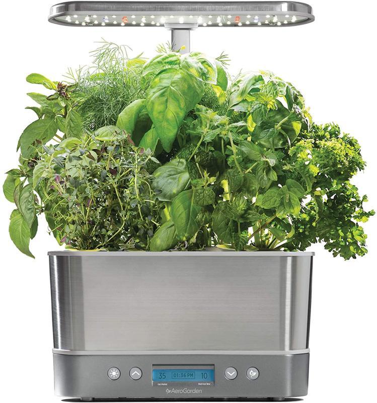 14 Easy Indoor Herb Garden Kits Plus, Countertop Herb Garden