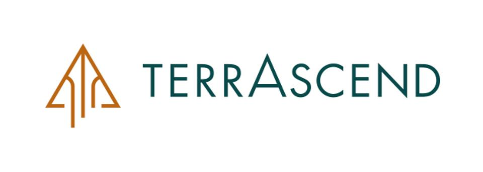 Terrascend's logo on a white background